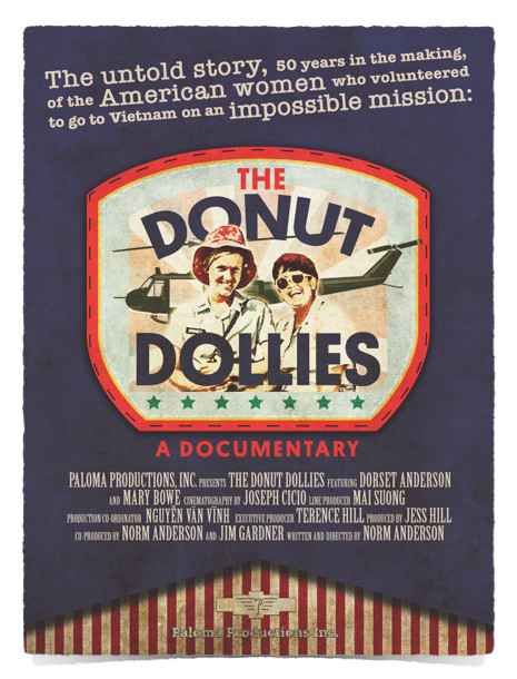 Donut Dollies Poster